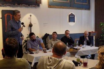 Miért panaszkodunk? - A Szólj be a papnak újabb fóruma a Pannonia Reformata Múzeumban