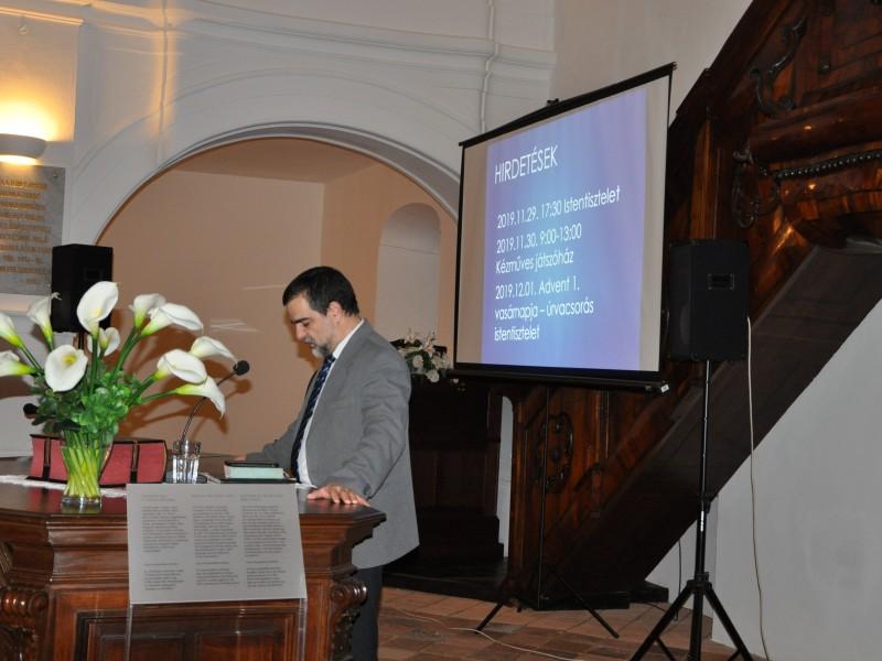 Adventi evangelizáció 2. alkalma