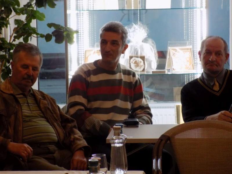 Balczó András volt a vendég