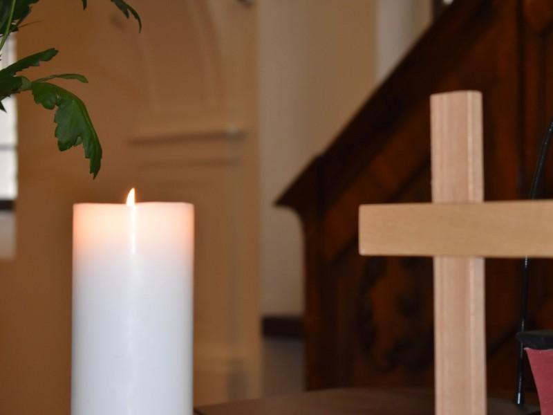 Keresztelő az Ótemplomban