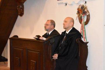 Lelkészszentelő ünnepi istentisztelet az Ótemplomban