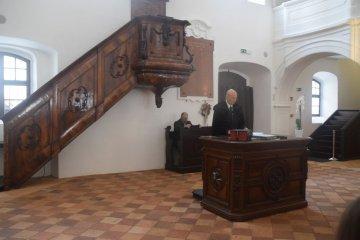 Pápai Református Teológiai Akadémia 2020-as tanévnyitója