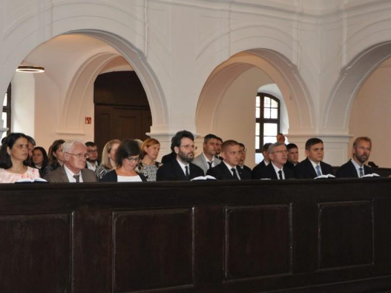 Pápai Református Teológiai Akadémia tanévnyitó ünnepi közgyűlése