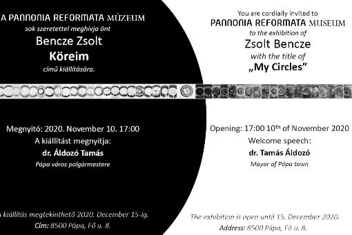 Köreim - Bencze Zsolt kiállítása
